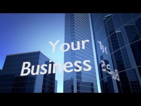 Your biz app new logo Completed - YouTube