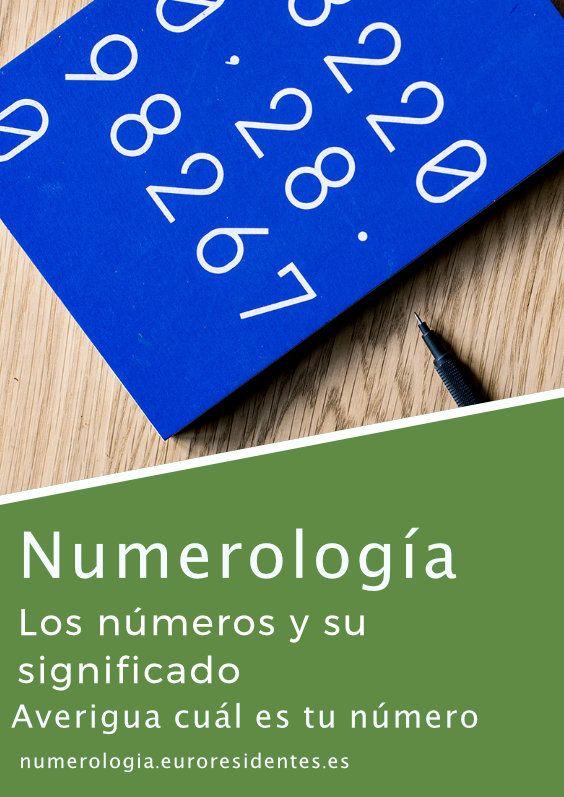 Numerología El Significado De Los Números Tu Número Según Tu