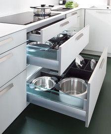 High-Glass › Внутреннее оснащение › Оснащение › LEICHT – Модный кухонный дизайн для современного жилья