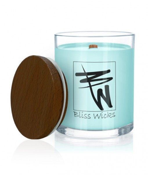 Amazon Rain (Soy Coco).  A clean pleasant scent of fresh cut grass & pine needle with a hint of citrusy lemon & orange to compliment the florals of jasmine and rose.  Price: $17.95–$29.95