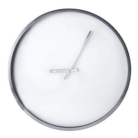 Trim Clock 60cm. I actually have this exact clock at my place & it is gorgeous up on the wall!!