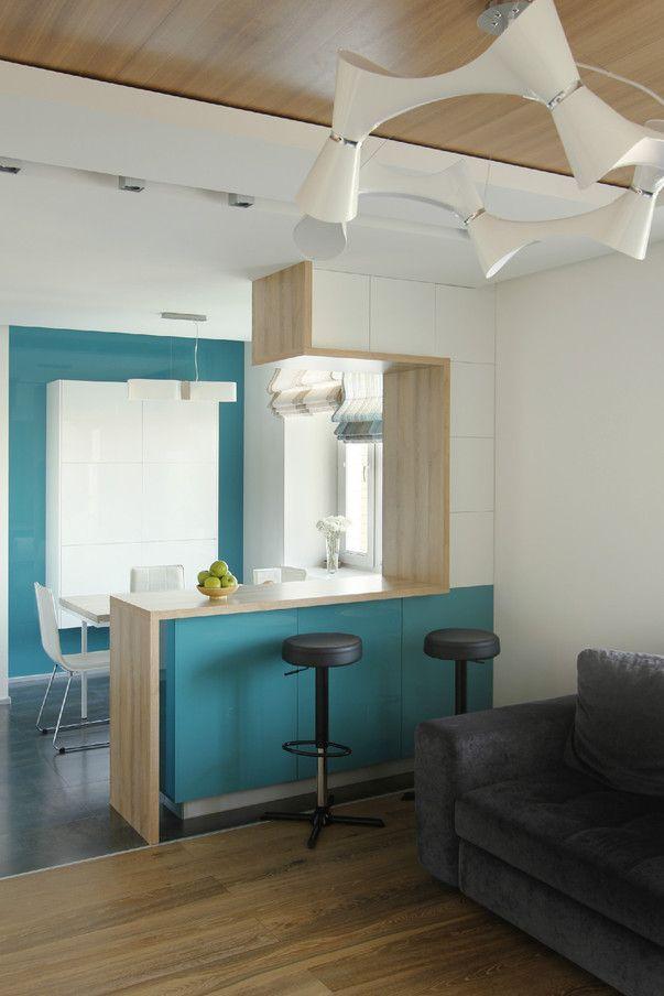 Фото дизайна проектов трехкомнатных квартир