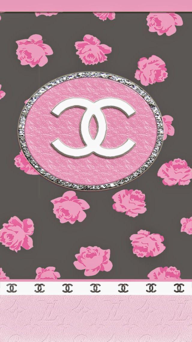 ღ✽EviesPrettyWalls: ~ Shabby Chanel Wallpaper.