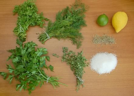 HGTV Gardens offers tips for infusing salts with garden herbs and spices.