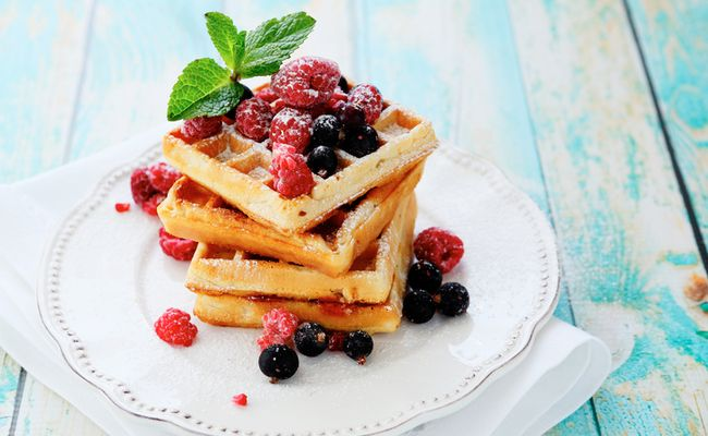 Celebrate National Waffle Day with Gluten-Free, Dairy-Free Waffles - http://nifyhealth.com/celebrate-national-waffle-day-with-gluten-free-dairy-free-waffles/