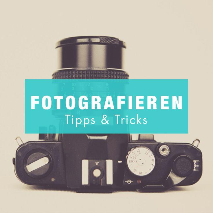 Hilfreiche Tipps und Tricks zum Fotografieren findest du auf unserem Blog.