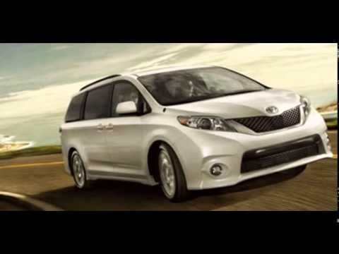 2016 Toyota Sienna Redesign and Changes