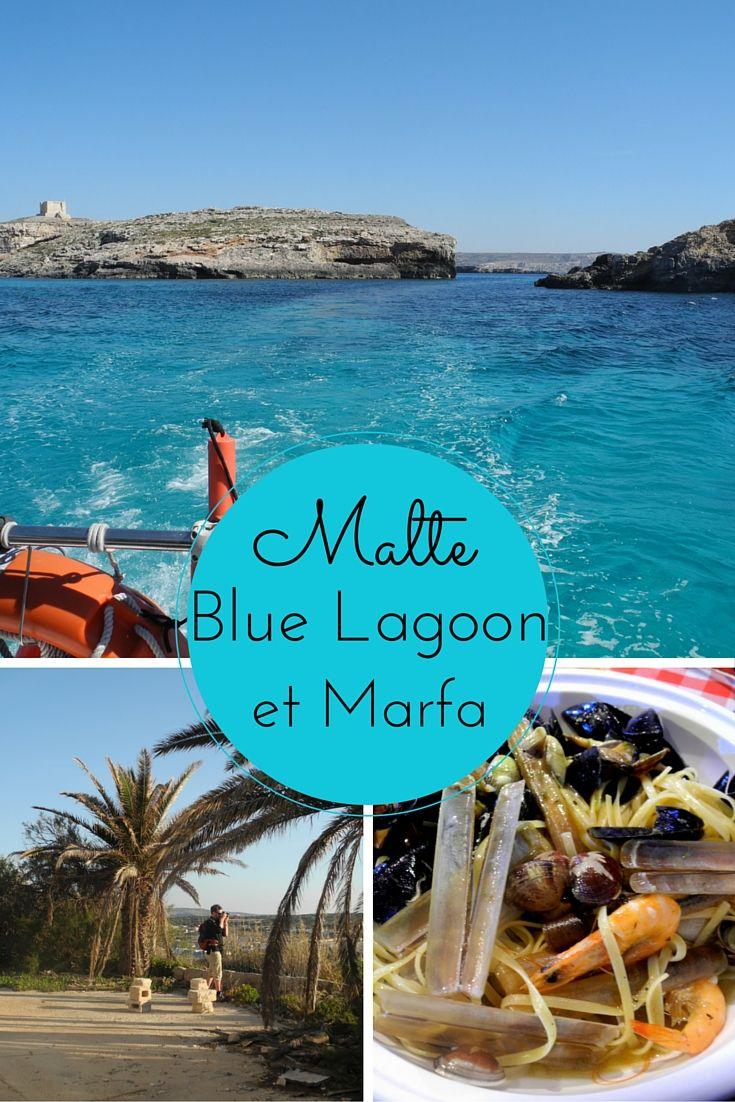 Visite de l'île de Malte - Blue Lagoon en bateau et marche sur la presqu'île de Marfa