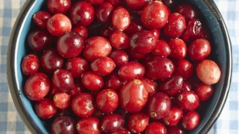 Cranberry Pear Relish