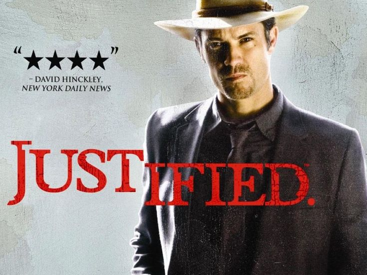 This show rocks ...  Do you feel  ... Justified?