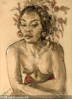 ADRIEN-JEAN LE MAYEUR DE MERPRÈS Indonesian art