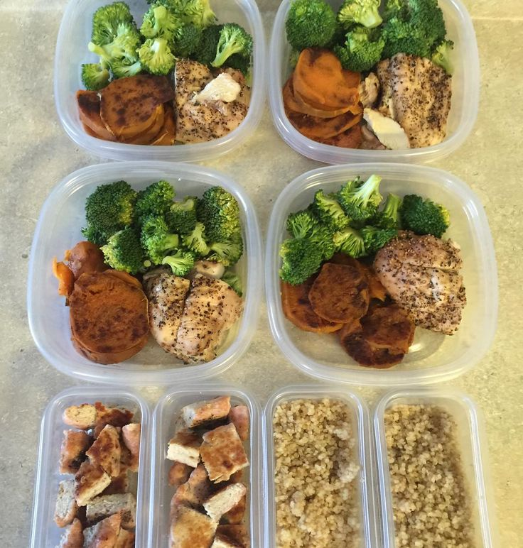 Day 7/Rest Day done. This is just part of my meal prep. My breakfast and snacks change daily.  Meal 1: Breakfast Meal 2: Quinoa and Black Bean Taco Salad Meal 3: Chicken Sweet Potatoes and Broccoli Meal 4: Pre Workout Snack  Meal 5: Post Workout Protein Shake Meal 6: 99% Lean Ground Turkey Patty with salad  #MealPrepSunday #mealprep #macros #250kchallenge @dymatize @bodybuildingcom #dymatize #Bodybuildingcom #bodyspace #tiumember #tiugirl #tiucommunity #tiucheckin #transformed by jade_rogue