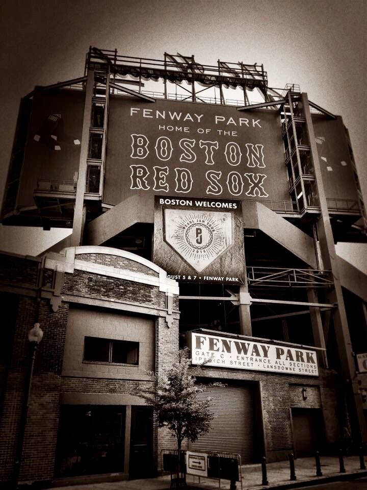 Pearl Jam - Fenway Park - Boston 2016