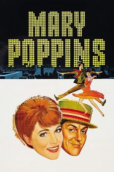 ‎Mary Poppins (1964) directed by Robert Stevenson • Reviews, film + cast • Letterboxd