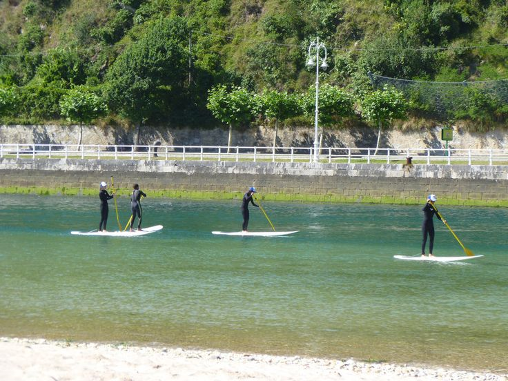 Paddle Boarding en Ribadesella