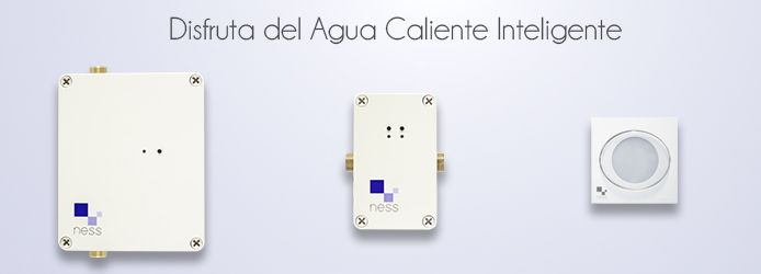 Dispositivo ahorro de agua NESS     #NESS #diseño #tecnología