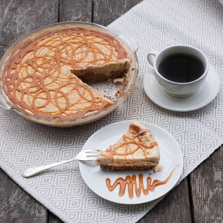 Mudpie är galet gott och en perfekt dessert för den som gillar kaffe!