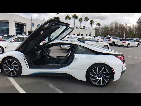 2017 BMW i8 in Winter Park FL 32789