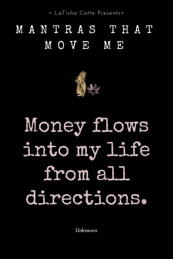 Mantra to manifest more money   Abundance Affirmations