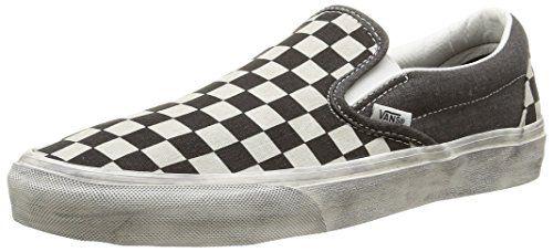 Vans U Classic Slip-on Overwashed, Unisex-Erwachsene Sneakers - http://on-line-kaufen.de/vans/vans-u-classic-slip-on-overwashed-unisex-sneakers