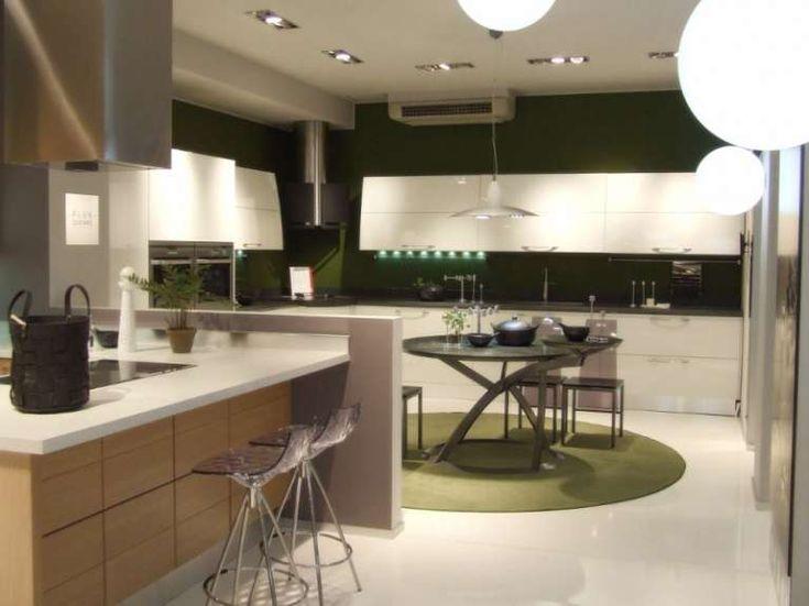 Oltre 25 fantastiche idee su soggiorno open space su - Muretto divisorio cucina soggiorno ...