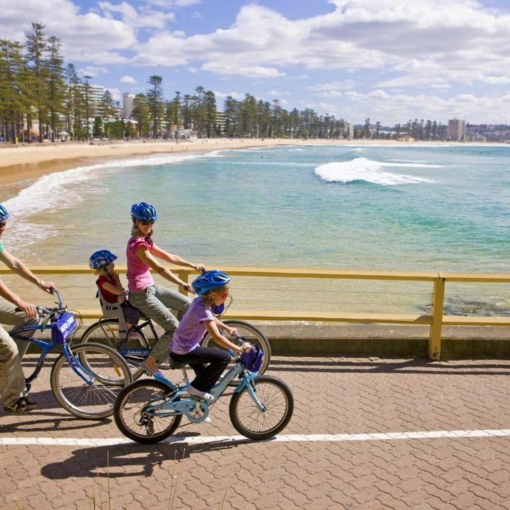 Manly Bike Tours -