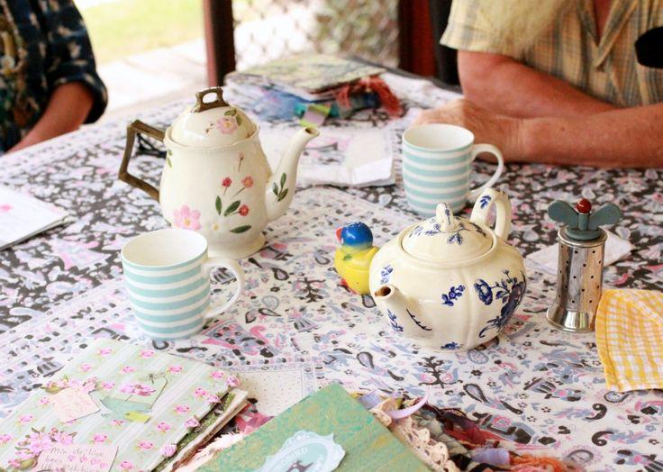 Tea with Ulla & Peder
