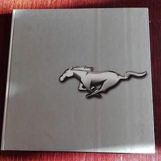Paraíso del Libro Usado: Ford Mustang 1960 Al 2000