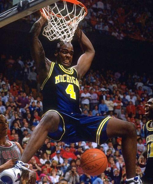 Webber In Michigan Blue.