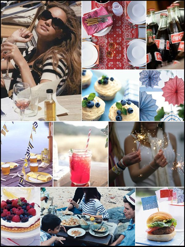 4th of  July: Camil Style, Summer Bbqs, Summer Celebrity, Bbq Inspiration, Beaches Parties, Parties Ideas, Bbq S A Summer, Summer Fun, Summertime Inspiration