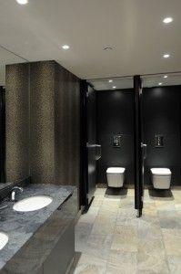 7 best images about mens restrooms on pinterest brushed for Mens bathroom designs