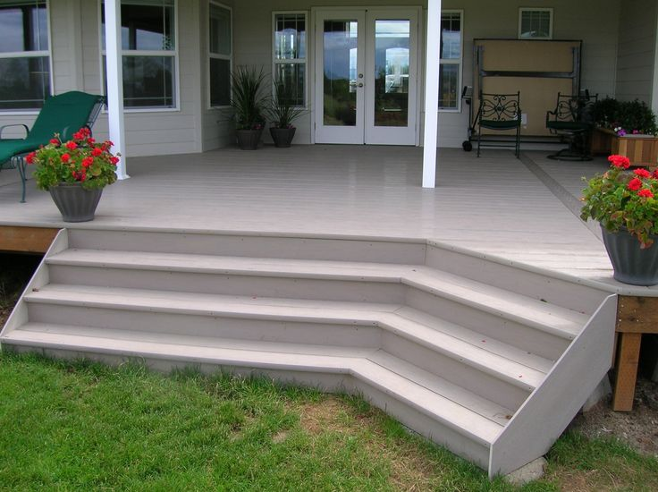 13 Best Patio Steps Images On Pinterest Patio Stairs