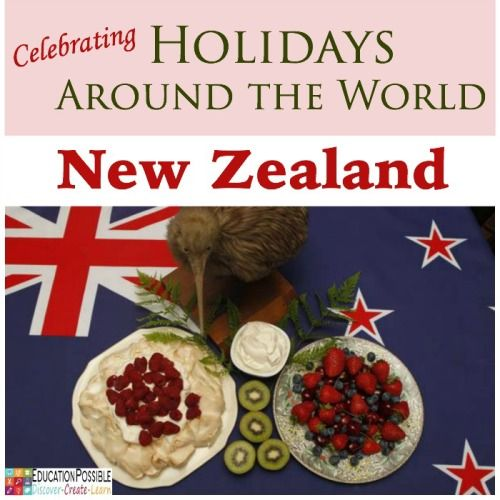 Holidays Around the World New Zealand @Education Possible  Join us as we celebrate the holidays and learn about various cultures. Includes hands-on activities.   This is a fun way to study geography!