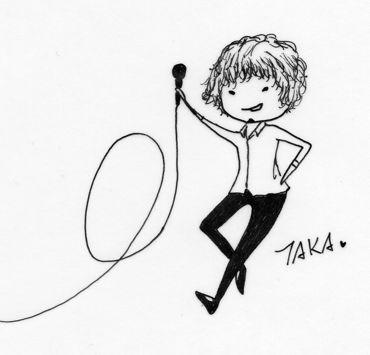 One OK Rock - Taka He has a very good mic.