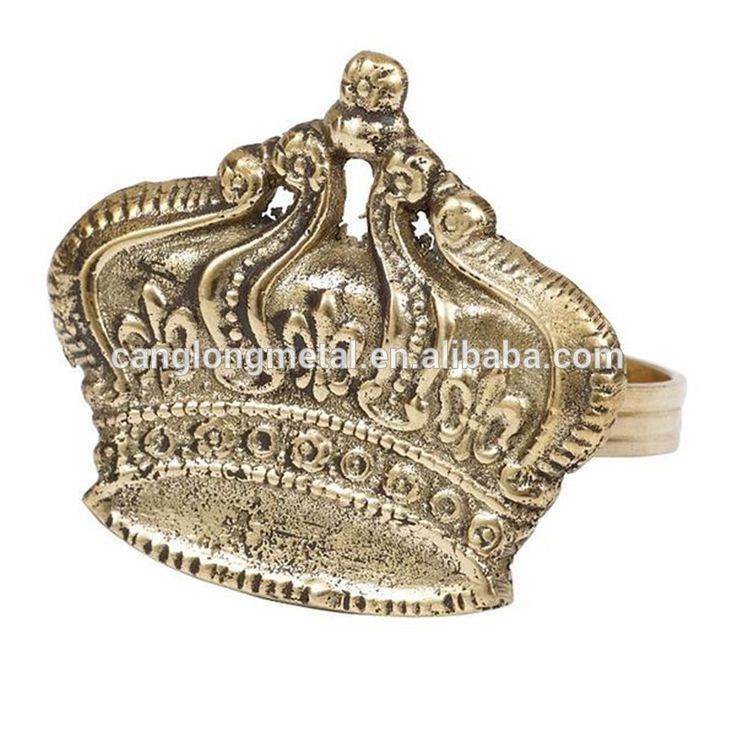 Check out this product on Alibaba.com App:Gold Crown Napkin Ring https://m.alibaba.com/EnEfQf