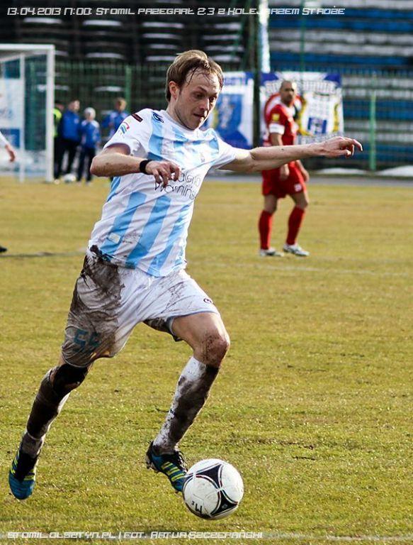Stomil przegrał 2:3 z Kolejarzem Stróże