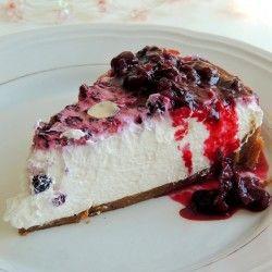 Speculaas cheesecake,lekker met de december feestdagen