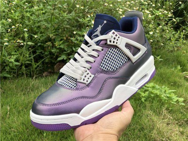 "2019 Shoes Air Jordan 4 ""Monsoon Blue"" Mens size BQ9043 400"