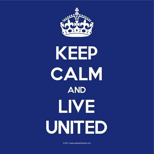 keep calm and live united unitedway