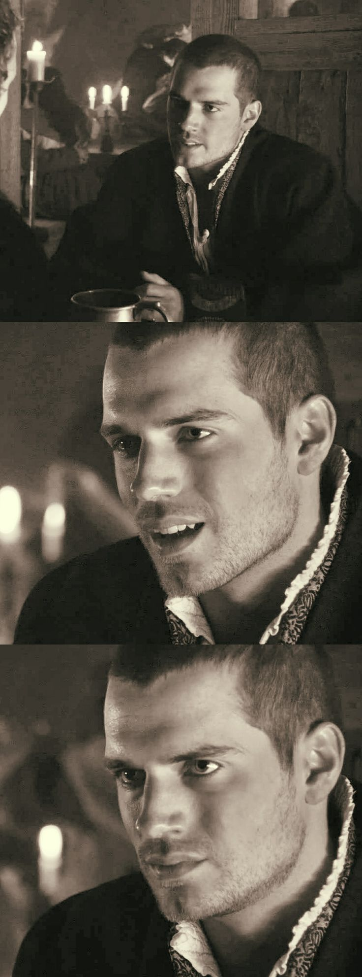 #HenryCavill Henry Cavill as Charles Brandon in The Tudors on HBO.