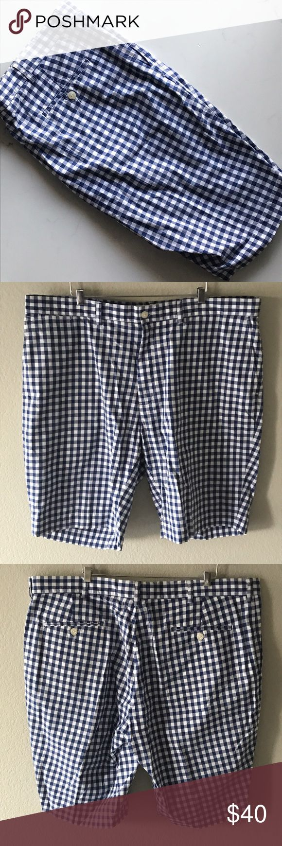 {HP🎉}Ralph Lauren Shorts Polo by Ralph Lauren checkered shorts! Excellent condition, perfect for spring and summer, and definitely a statement piece. Ralph Lauren Shorts