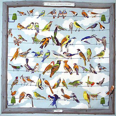 Les Oiseaux des Champs et des Bois  Hugo Grykar 1954