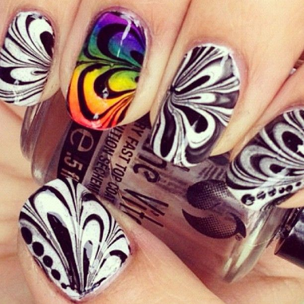 Best Nail Polish Brands To Use For Water Marbling Creative Touch