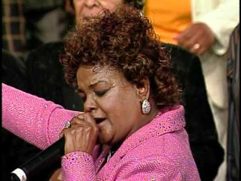 Shirley Caesar - I Feel Like Praising Him`~Gospel Legend...Praise Him Anytime!