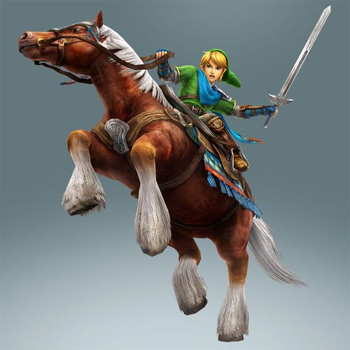 hyrule warriors legends how to get epona