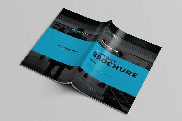 Creative Brochure Vol.2 by Kovalski on Creative Market