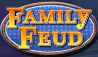 Bridal Shower game (wedding theme) that's based on the Family Feud television show. I think it would be fun!