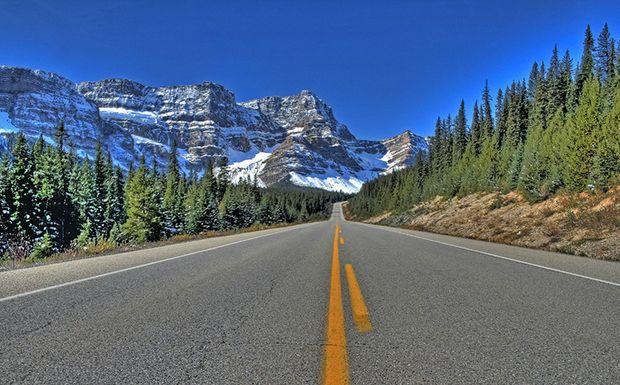 Csodás kanadai táj