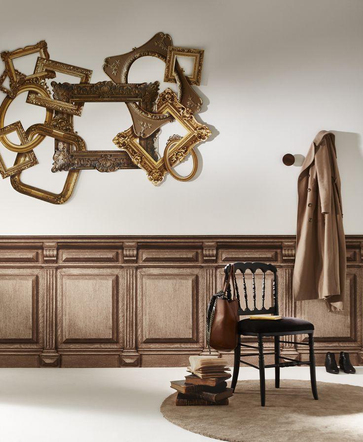 65 best images about koziel on pinterest - Trompe l oeil toilette ...