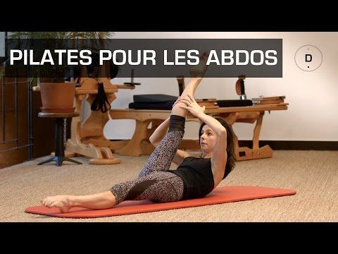 Pilates Master Class - Pilates pour renforcer son dos - YouTube